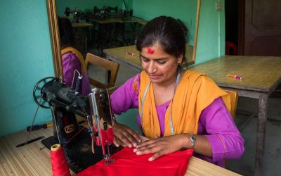 Working to End Gender-Based Violence in Fashion Supply Chains
